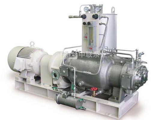 干式无油螺杆真空泵