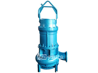 ZJQ型耐磨潛水渣漿泵