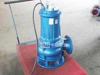 ZJQ型耐磨潜水渣浆泵