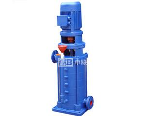 DLR型立式熱水管道增壓泵