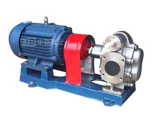 KCB型高溫高壓不銹鋼齒輪油泵