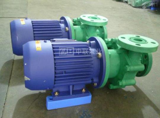 AFB型卧式耐腐蚀化工离心泵