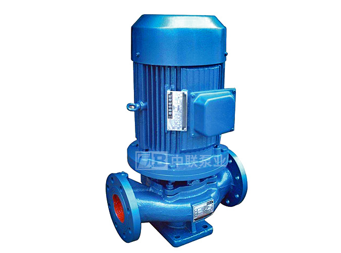 IHG型立式单级管道化工泵