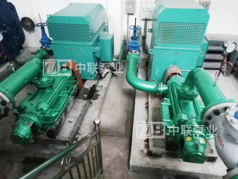 DP型自平衡多级离心泵