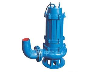 QW型高效潜水无堵塞排污泵