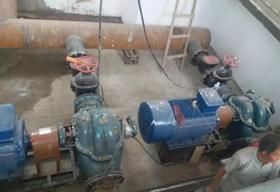神木市水利建筑工程水利S型臥式單級雙吸中開泵