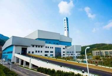 光大环保能源(惠东)有限公司DFP型耐腐蚀多级离心泵