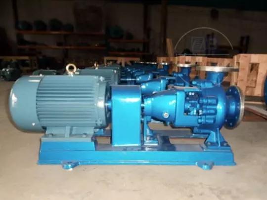 CIH(IMC)型耐腐蝕不銹鋼磁力轉動單級離心泵