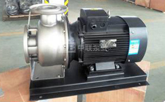 TS型不銹鋼臥式單級離心泵