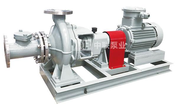 WSJ型新型无堵塞浆料泵