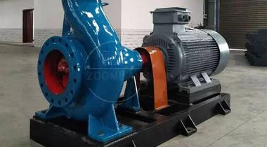 衡阳山泰化工采购工业品IS型卧式单级清水离心泵
