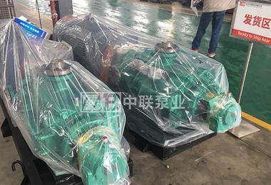 启东金鹏船舶工程有限公司卧式多级离心泵2台