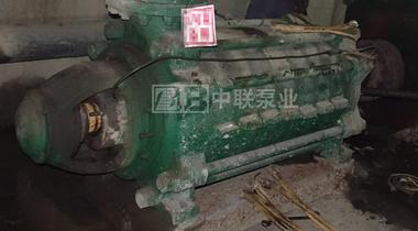 康定科峰矿业有限公司矿用耐磨多级泵