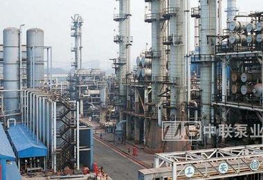 澄城某改造项目设备采购贫胺增压泵