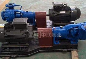 新疆天基水泥有限公司凝結水回水泵
