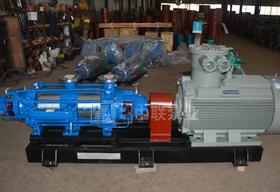 四川迅升油氣DFP自平衡耐腐蝕多級離心泵配柴油機