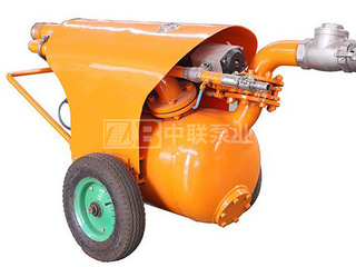 QYF型矿用气动清淤排污泵
