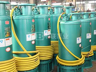 QS型充水式井用潜水电泵
