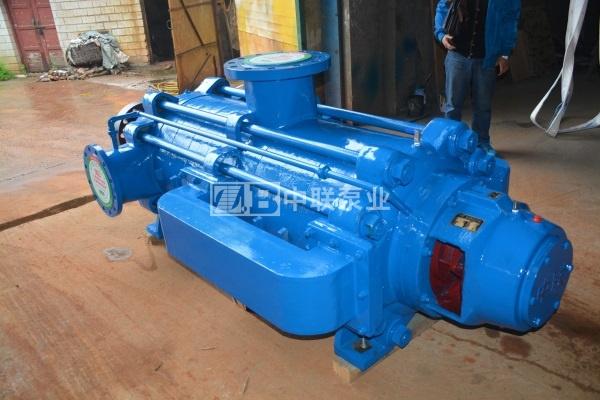 MDP型矿用自平衡多级离心泵