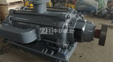 新天龙实业选油泵认准中联泵业自平衡多级离心泵