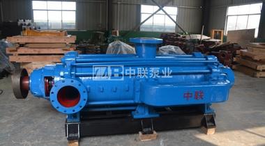 僑生能源有限公司舊泵換新MD155-67×6P自平衡多級離心泵