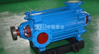 山东恒邦冶炼股份3台D85-67×7矿用多级离心泵