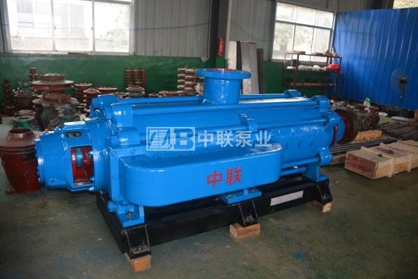 MDP矿用耐磨自平衡多级离心泵