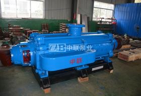 南京金礦2臺礦安證MD200-100×8P礦用耐磨自平衡多級離心泵