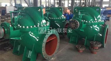 貴州天弘礦業股份有限公司200s42耐磨中開泵2臺