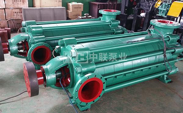 MD85-45×4耐磨矿用多级离心泵