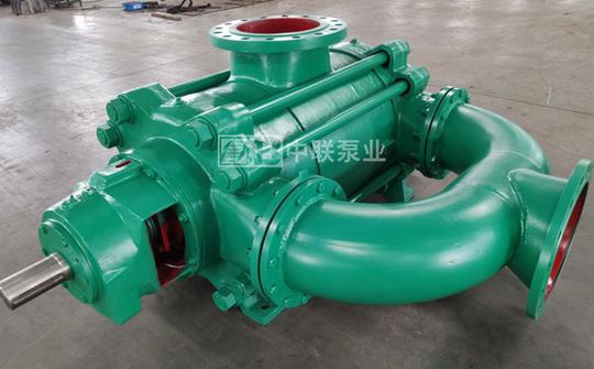 MDSP雙進口自平衡多級泵