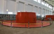 哈电电机研制的几内亚苏阿皮蒂首台机组投产发电