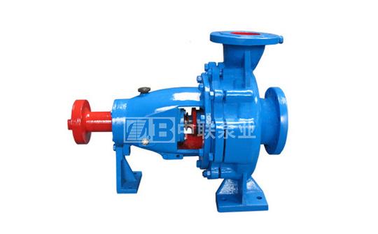 RS型卧式热水循环泵