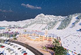 四川大型滑雪场造雪泵房-MDP型自平衡多级泵