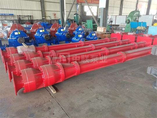 XBD-LC立式长轴消防泵