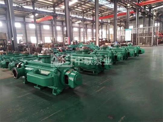 MDP型矿用耐磨自平衡多级泵
