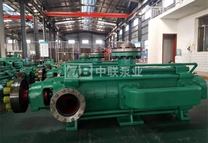 唐山某实业公司采购矿用多级泵MD280-65×6
