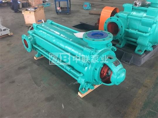 DF型卧式耐腐蚀不锈钢多级泵