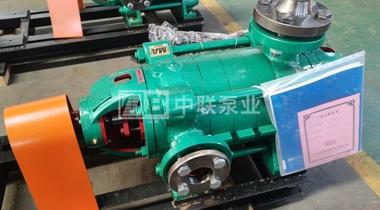 中烨国际建工采购D型卧式多级泵