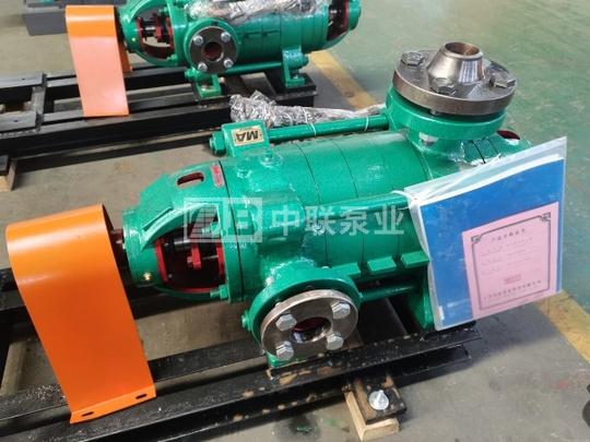 MD型矿用耐磨多级泵
