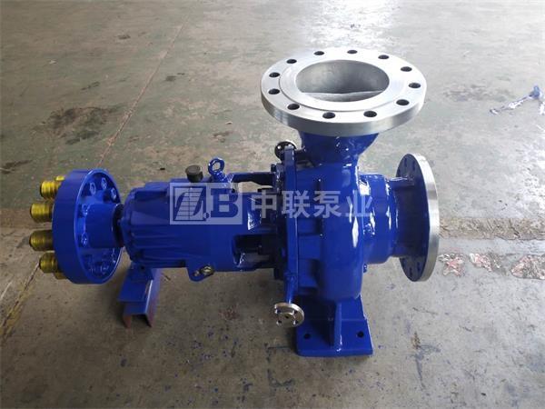 IH型耐腐蚀化工流程泵