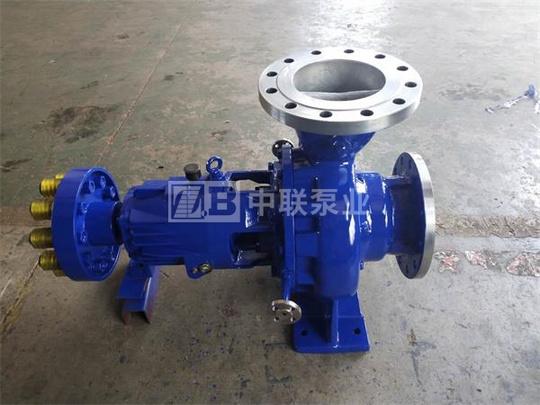 IH型第五代国际标准化工流程泵