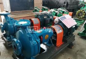 惠生商贸有限公司采购卧式单级泵