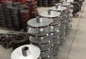 益电机电设备公司采购多级泵叶轮等配件一批