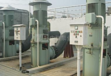 鞍钢集团采购3台立式长轴泵