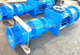 巴西某钢厂购买3台立式长轴泵
