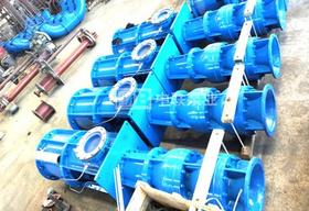 华能集团采购4台立式长轴泵输送海水