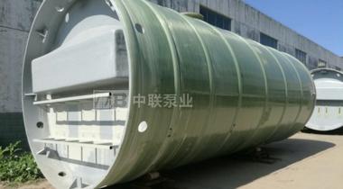 北京某环境技术股份公司购买一体化排污泵站设备