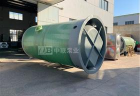 四川绵阳某机电设备公司采购一体化预制式泵站