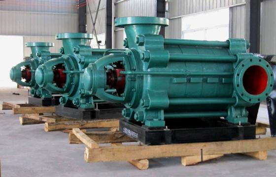 MDP型自平衡礦用多級泵